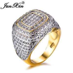 Other - Mens 14GP Hip Hop Micro Pave Band Size 10